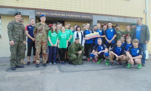 Vaikai kartu su NATO štabo kariais Rukloje žais futbolą su Europos čempionato nugalėtojos Portugalijos kariais