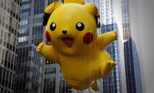 Daily Mail: Rusijos pilietė papasakojo policijai, kad ją išprievartavo pokemonas