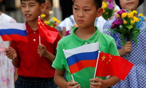 Kinija ir naujo Šaltojo karo idėjų populiarumo augimas