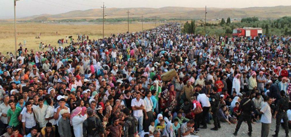 Didžioji imigrantų banga dar priešakyje