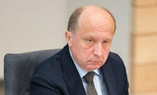Dėl nuslėptų interesų ir galimų sąsajų su A. Lukašenkos režimu Seimui siūloma šalinti A. Kubilių iš apkaltos komisijos