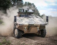 """Krašto apsaugos ministerijoje bus pasirašoma sutartis dėl pėstininkų kovos mašinų """"Boxer"""" įsigijimo"""