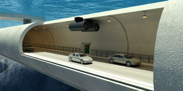 povandeniniai transporto tuneliai