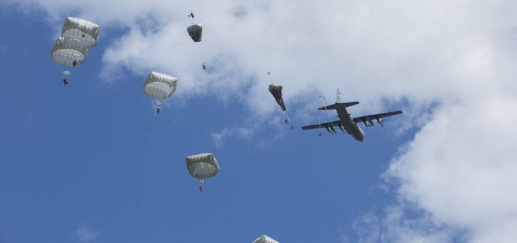 Oro desanto operacija Rukloje, rotaciją Lietuvoje pradės nauja JAV karių pamaina