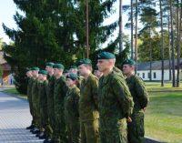 Lietuvos instruktoriai išvyksta rengti Ukrainos karių