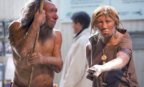 Žmonės ir neandertaliečiai turėjo lytinių kontaktų – ar tai buvo meilė? [1]