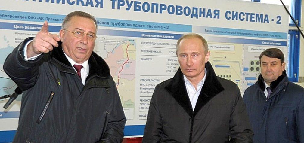2018 metais Rusija nutrauks naftos tranzitą per Pabaltijį