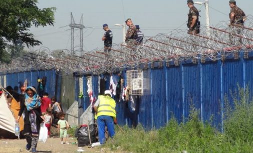 """Vengrijoje kviečiami į darbą """"medžiotojai"""" gaudysiantys pabėgėlius"""