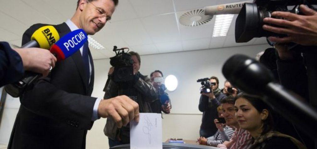 Nyderlandų premjeras: manau, mes neratifikuosime susitarimo dėl Ukrainos asociacijos su ES
