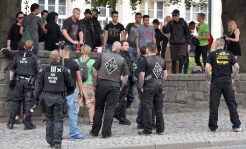 Pabėgėlių medžioklės scenos Saksonijos Bautzene