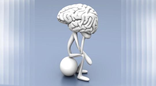 smegenys tinginiauja