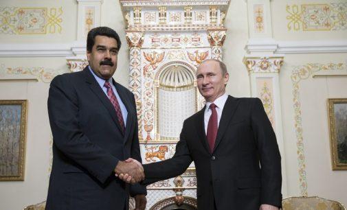Venesuela teikia taikos premiją Vladimirui Putinui