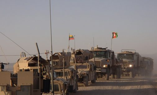 Kabule nušautas NATO karys, Lietuvos kariai nenukentėjo
