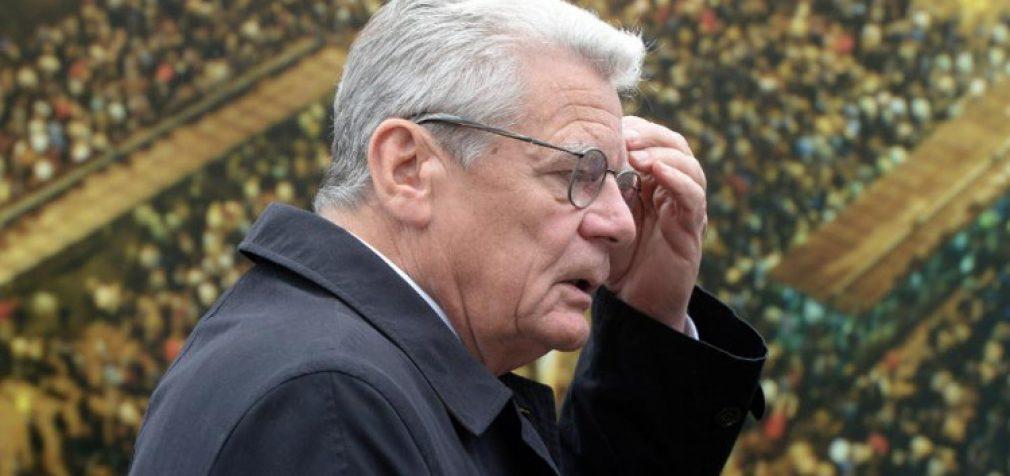 Vokietijos prezidentas neatmeta galimybės, kad jo įpėdiniu bus musulmonas