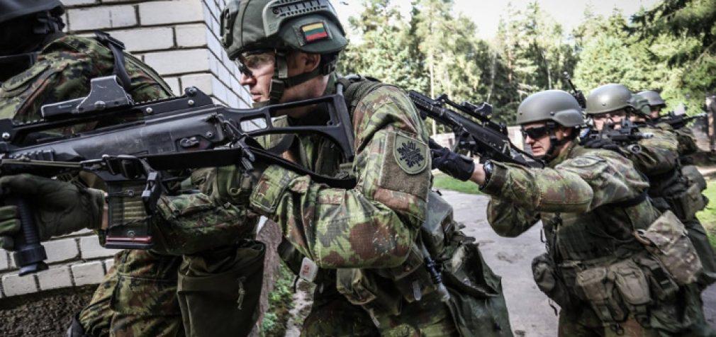 2017 metais Lietuvos kariuomenei bus skiriama 723,5 mln. eurų – 26 procentais daugiau
