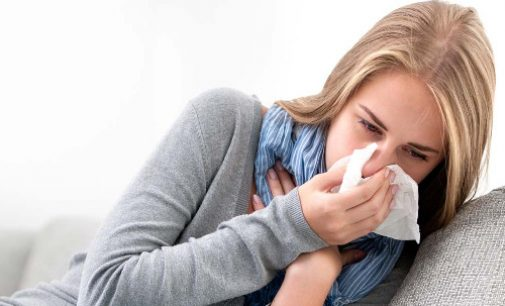 Mitai apie peršalimą