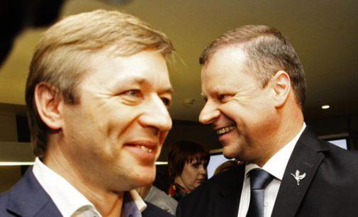 Seimo narys Mindaugas Puidokas LVŽS tarybos sprendimu pašalintas iš partijos
