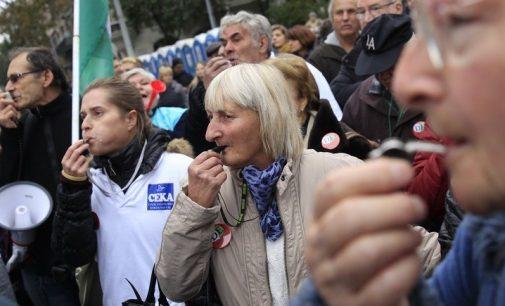 Vengrijos premjeras švilpiant opozicijai pasmerkė ES sovietizaciją