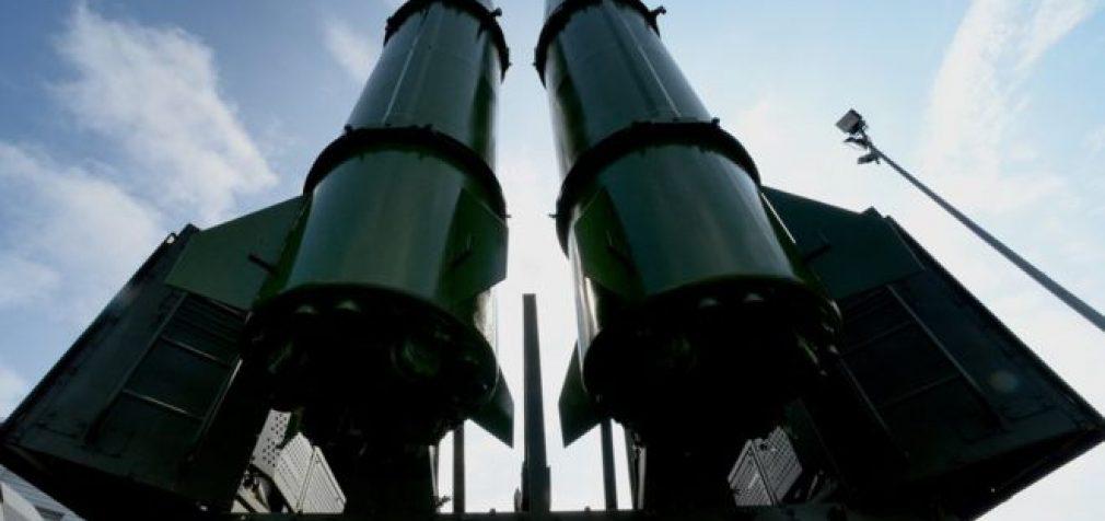 """Rusijos gynybos ministerija: """"Iskander"""" kompleksas tyčia buvo parodytas amerikiečių palydovui"""