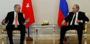 Svarbus Rusijos-Turkijos sprendimas Sočyje Sirijos atžvilgiu