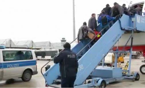 Vokietija negali atsikratyti pabėgėlių