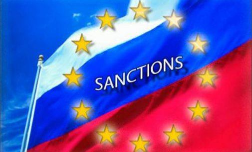 WSJ: Vietoje antirusiškų sankcijų sušvelninimo ES svarstys naujų įvedimą
