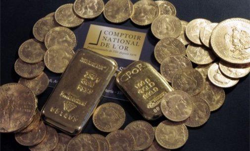 Turkija susigrąžina savo auksą iš JAV siekdama nepriklausomybės nuo dolerio
