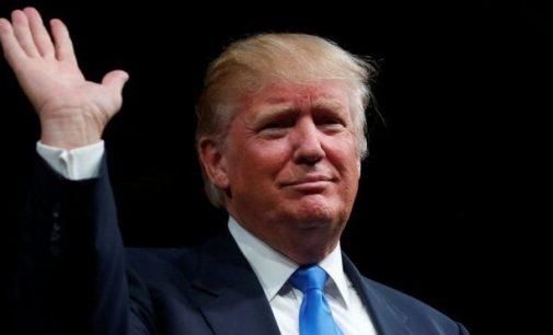 Trampas pažadėjo pirmoje eilėje išvesti JAV iš TTP sutarties