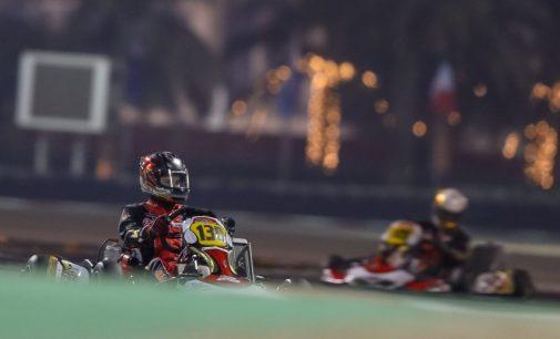 Pasaulio kartingo čempionate – avarijų ir incidentų gausa