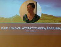 Sigita Kriaučiūnienė: Kaip atsisakyti akinių ir atstatyti regėjimą [video]