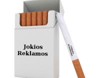 Seimas sugriežtino tabako ir jo gaminių reklamą