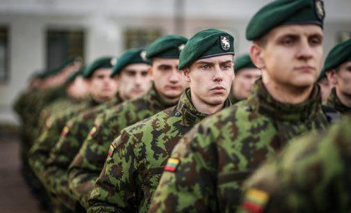 Sausio 4 d. bus sudaromi 2017 m. šaukimo į privalomąją karo tarnybą sąrašai