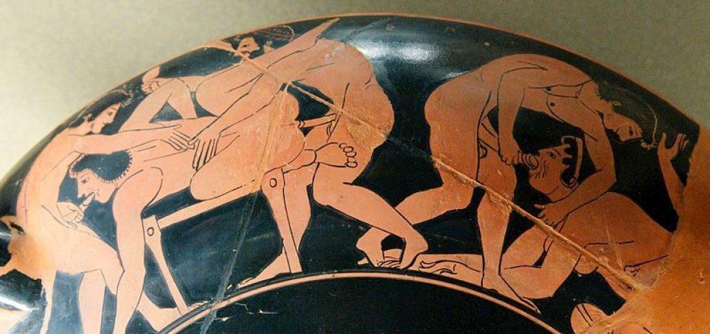 Prostitucija ir poligamija antikos laikais