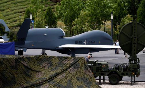 Rusijos agresiją Lenkija atrems koviniais dronais