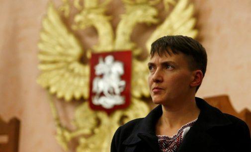 Nadežda Savčenko – Trojos arklys būsimuose Ukrainos parlamento ir prezidento rinkimuose
