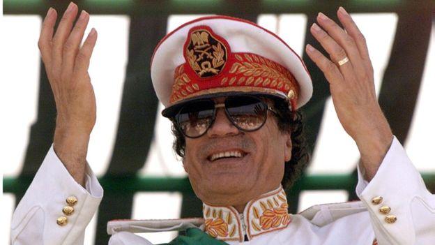 Muammaras Kaddafis