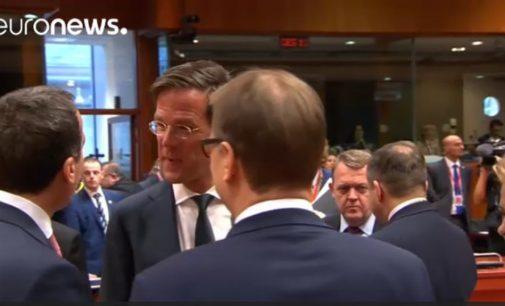 Situacija Aleppe tapo pagrindine ES aukščiausiojo lygio susitikimo tema