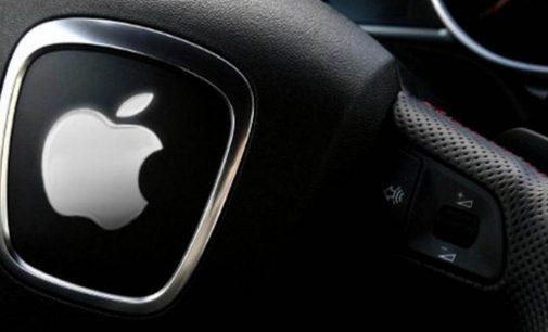 Apple kompanija patvirtino kurianti bepiločius automobilius