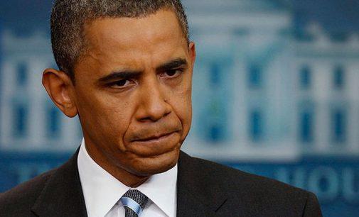 """Obama: Rusijos sugėdinti nepavyks – būtinos """"protingos ir metodiškos"""" atsakomosios priemonės"""