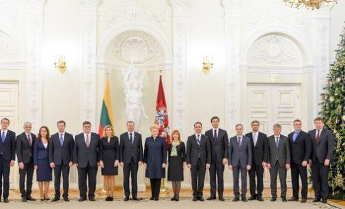 Prezidentės pasisakymas po susitikimo su Vyriausybe