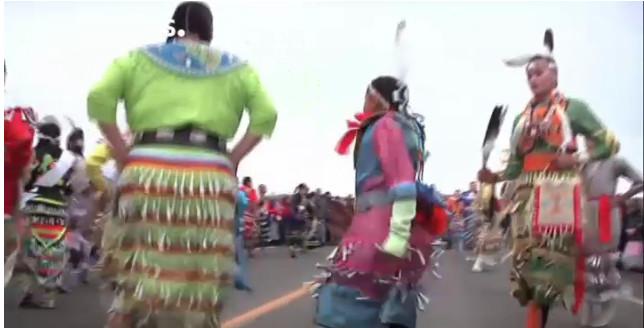 Indėnų šokis