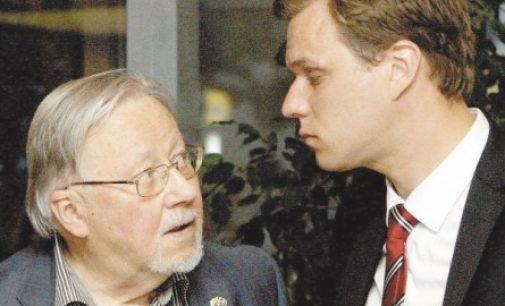 """Optimistiškai nusiteikęs G. Landsbergis siūlo bendrojo lavinimo tinklo """"optimizavimą"""""""