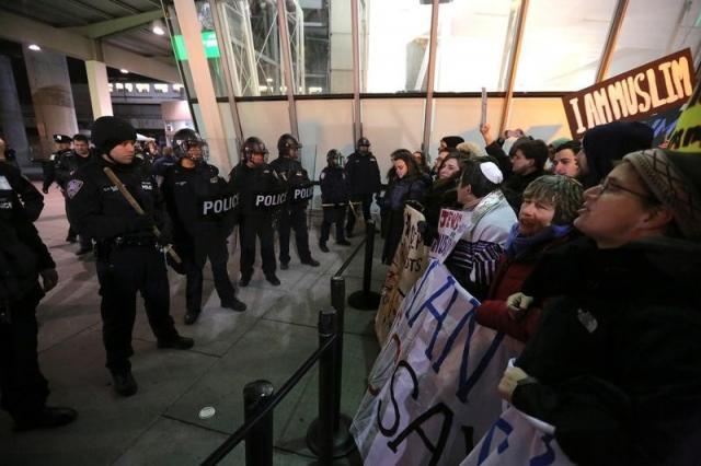 Protestai