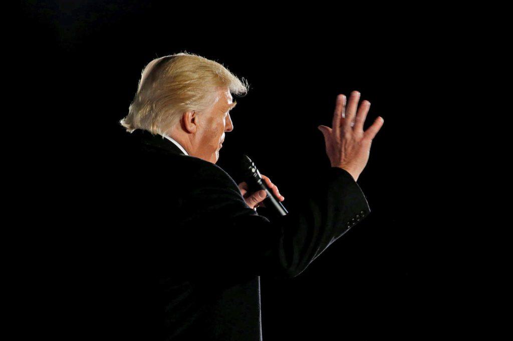 Donaldas Trampas (Donald Trump)