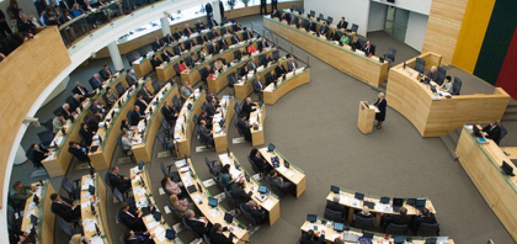Seime ratifikuotas susitarimas tarp Lietuvos ir JAV dėl bendradarbiavimo gynybos srityje
