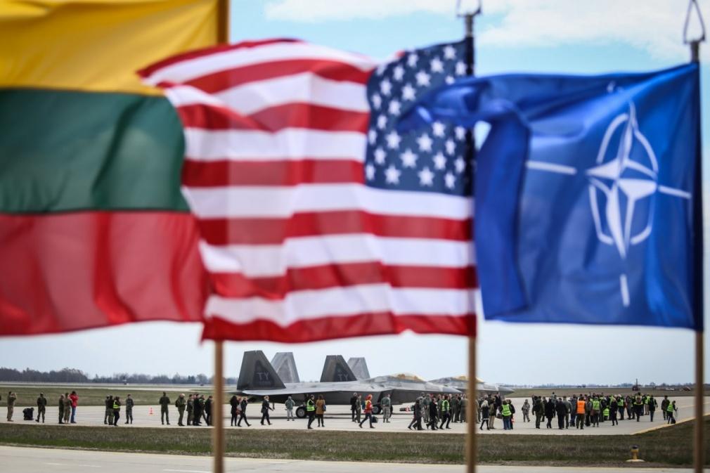 NATO Lietuvoje