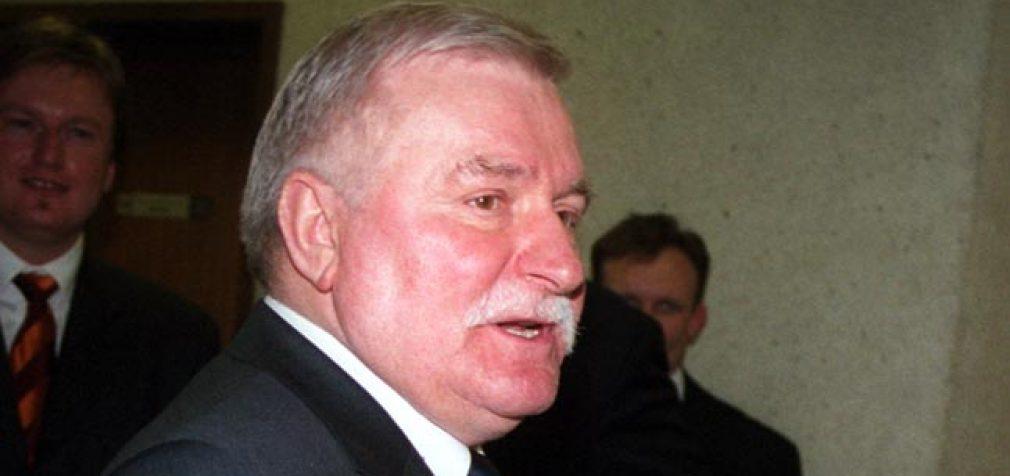 Grafologai tvirtina, kad buvęs Lenkijos prezidentas Lechas Valensa buvo rusų šnipas