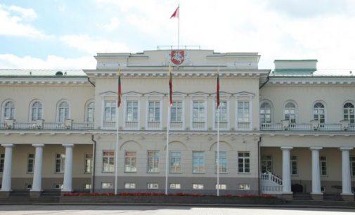 Kandidatų į Lietuvos prezidentus sąrašas, trumpas pristatymas ir apklausa