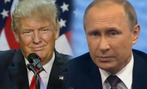 Baltieji rūmai: Trampas pasirašys įstatymo projektą dėl sankcijų Rusijai