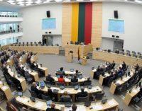 Nepaisant jokių reikalavimų ir protestų – Seimas patvirtino 2019 metų Biudžetą
